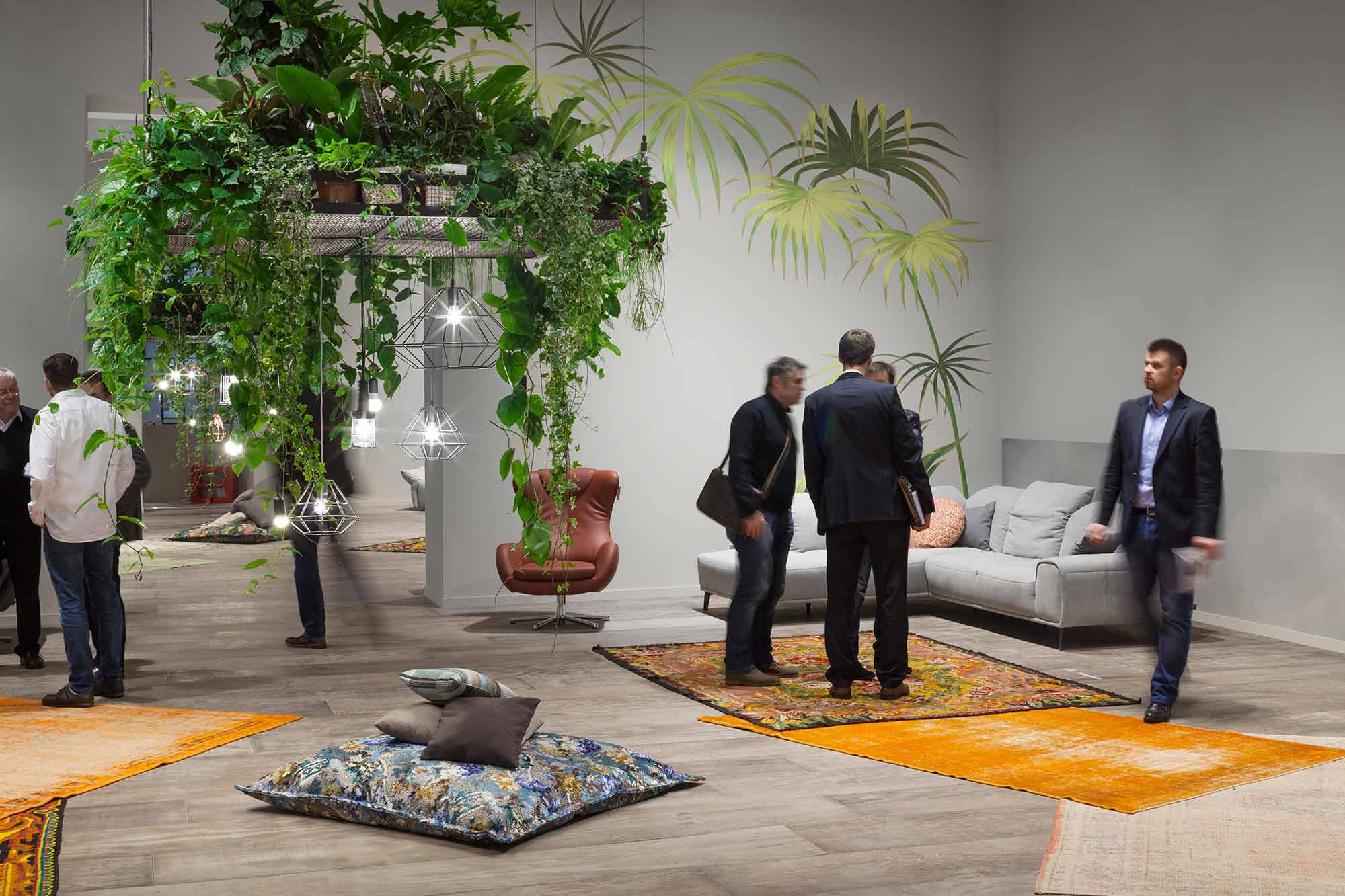Interior decor masterpieces at imm Cologne 2015 bg1